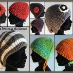 De nouveaux bonnets….