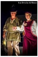 robe médiévale et tunique homme