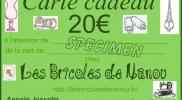 specimen 20€