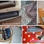 Rétrospective entre achats et création d'un nouveau sac en simili cuir