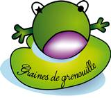 logo graines de grenouille