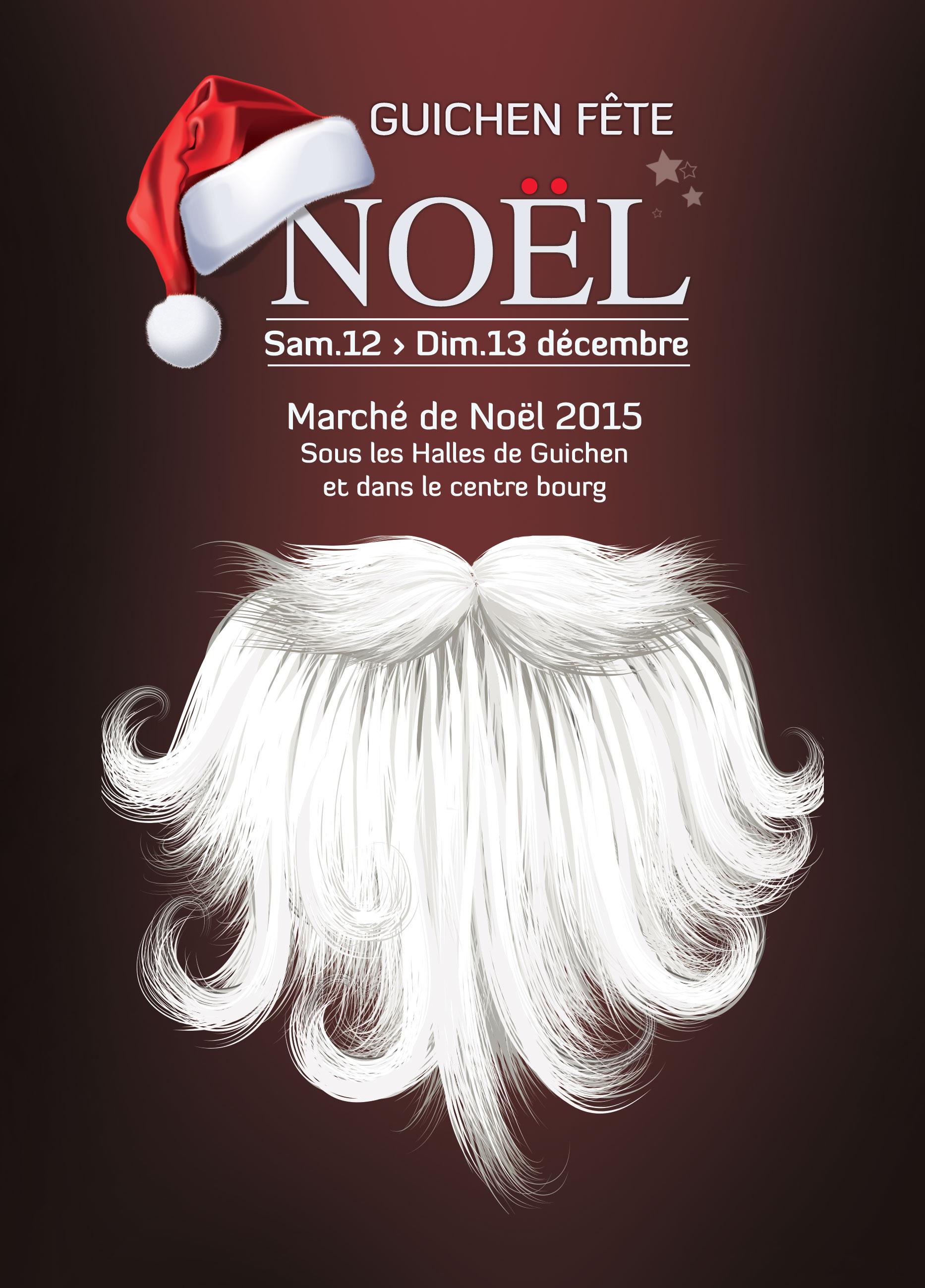 Souvent Marché de Noël à GUICHEN (35) - Les Bricoles de Nanou AQ79