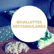 Bouillottes rectangulaires