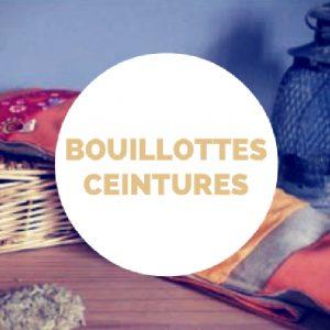 Bouillotte ceinture