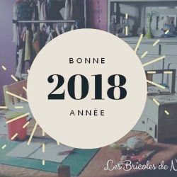 Bonne année 2018 et rétrospective 2017.