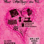Salon pour l'Amour du fil à Nantes