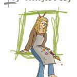 Découverte d'un ou d'une créatrice: interview des illustoires de Lucie.