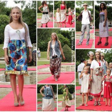 Défilé du 2 et 3 août 2014 la fête des tiserands à Quintin
