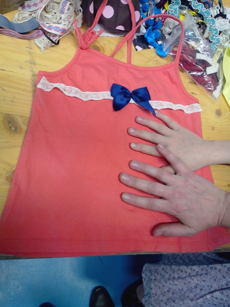 cours couture customisation