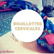 Bouillottes cervicales